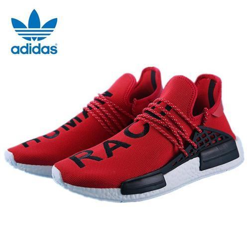 adidas red shoes