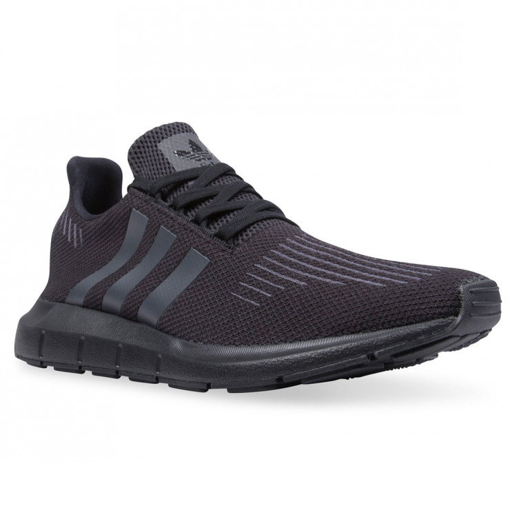 adidas swift run black