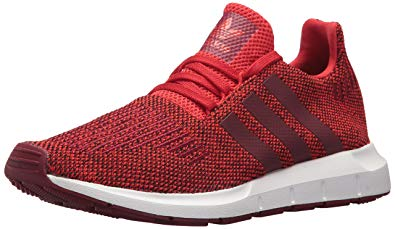 red adidas shoes