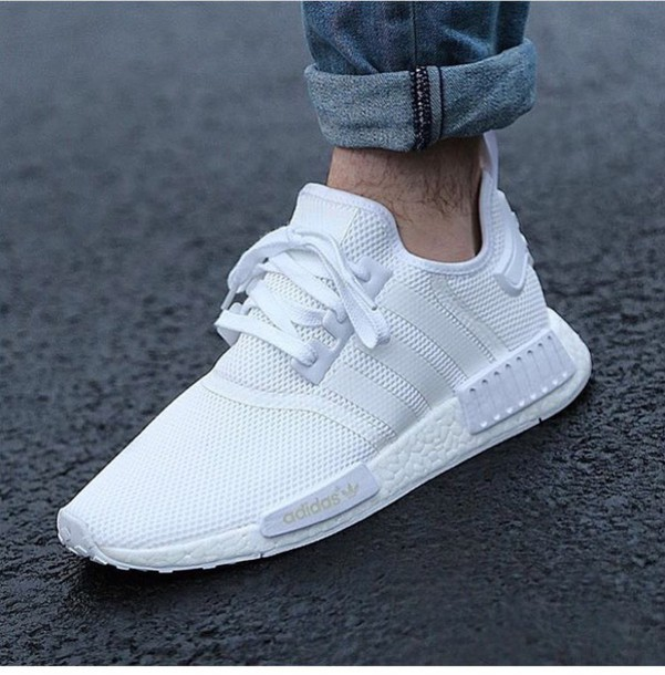 Tenis adidas Nmd R1 W Boost Correr Training Gym Sneakers